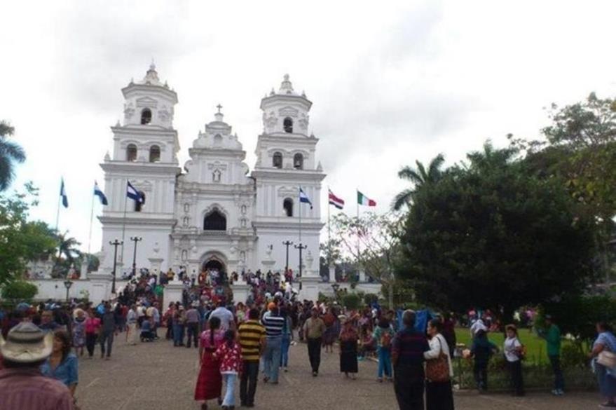 La Capital Centroamericana de la Fe, así también le llaman. (Foto Prensa Libre: Hemeroteca PL)