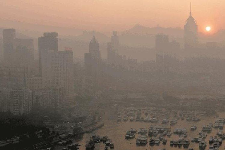 La contaminación de las grandes ciudades es una de las preocupaciones mundiales. (Foto: Hemeroteca PL)