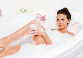 La higiene diaria evita irritaciones e infecciones en el área genital.