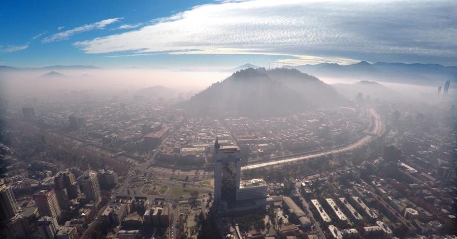 <em>Chile es considerado un <strong>&ldquo;</strong>laboratorio sísmico&quot; por sus regulares eventos telúricos. (Foto Prensa Libre: EFE).</em>