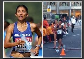 Mirna Ortiz y José Raymundo se unen a los clasificados al Mundial de Londres. (Foto Prensa Libre: Hemeroteca PL)