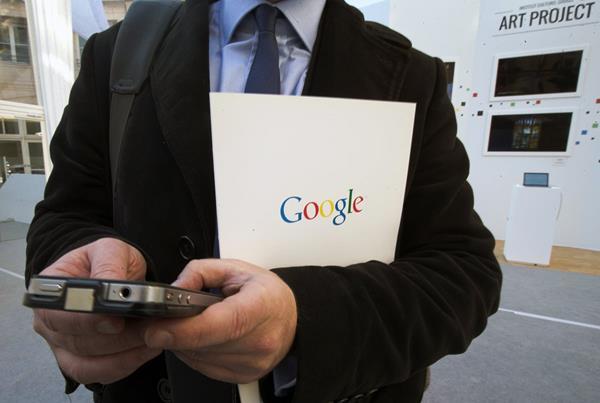 Google revela cifras del uso de Internet en smartphones. (Foto Prensa Libre: AP)