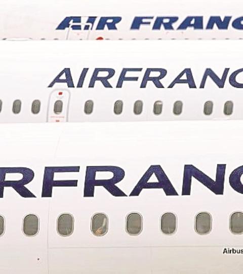 Air France planifica suprimir cientos de puestos de trabajo. (Foto: Hemeroteca PL)