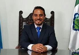 Edwin Renato Marroquín Sinay. (Foto Prensa Libre: Julio Sicán).