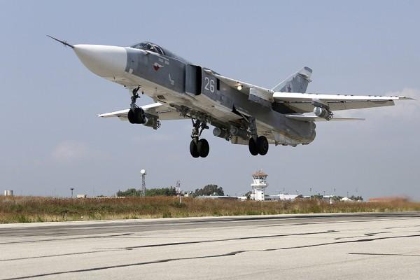 Los ataques aéreos rusos en Siria no impactaron contra el EI,según EEUU.