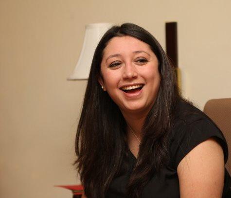 Activista Pilar Tobar de Latino Victory un proyecto que apoya a la candidata democrata Hillary Clinton. (Foto Prensa Libre: Latino Victory)