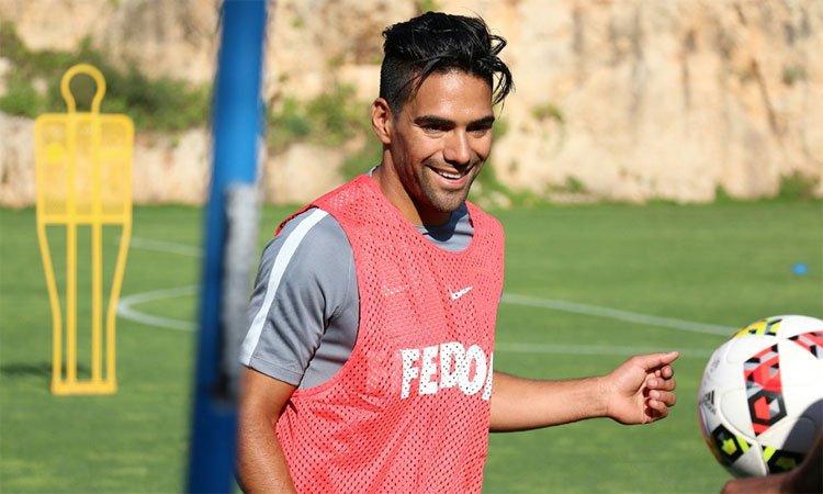 Radamel Falco asegura que no es imposible vencer a la Juventus en la Liga de Campeones. (Foto Hemeroteca PL).