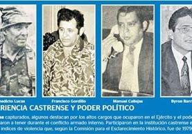 Cinco de los 18 militares detenidos estuvieron en Cobán. (Foto Prensa Libre: Hemeroteca PL)