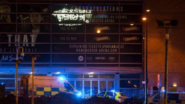El Manchester Arena tiene capacidad para 21.000 personas. REUTERS