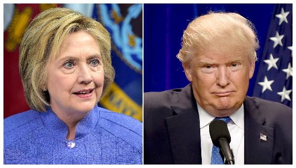 Hillary Clinton, lidera de forma holgada la intención de voto frente a Donald Trump.