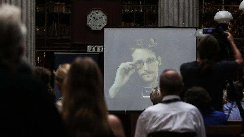 Snowden se mostró preocupado por el espionaje mexicano a activistas. (Foto: Hemeroteca PL)