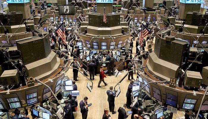 Las bolsas de valores tambalearon la noche del martes antes que se anunciara el triunfo de Donald Trump. (Foto Prensa Libre: internet)