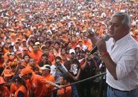Faltó voluntad política de la magistratura del TSE para verificar los informes de los partidos. (Foto Prensa Libre: Hemeroteca PL)
