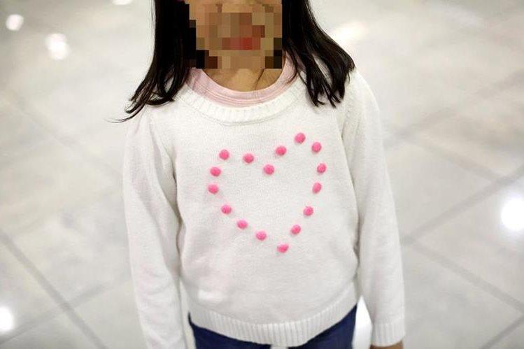 El Gobierno de EE. UU. es responsable de los niños inmigrantes hasta que se reúnan con un familiar en ese país. (Foto Prensa Libre: AP).