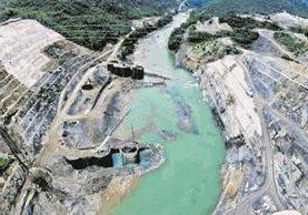 Hidroeléctrica Oxec ubicada en Alta Verapaz. Foto Prensa Libre: Prodecsa.