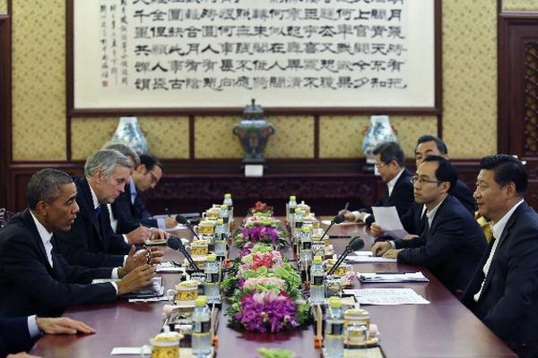 <p>La cumbre Asia Pácifico se encamina hacia una zona de libre comercio.</p>