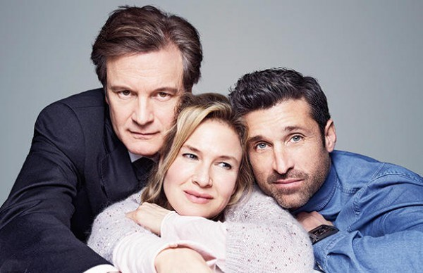 En esta secuela, Bridget Jones está embarazada pero no sabe quién es el padre: Mark Darcy o Jack Qwant. (Foto Prensa Libre: Entertainment Weekly)