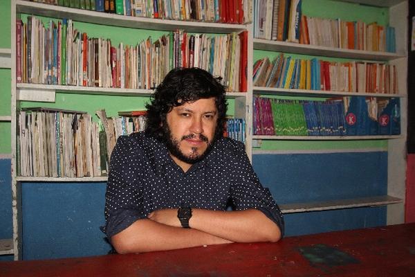 Rafael Romero nació en Jocotenango y reside en España.
