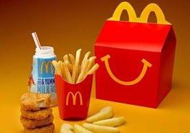 <p>La cajita Feliz fue una idea de Yolanda de Cofiño, presidenta de McDonald
