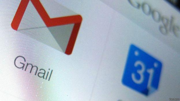 Con Gmail puedes buscar tipos específicos de archivos para encontrar los que más ocupan y poder borrarlos. (Reuters)