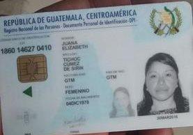El cadáver de Juana Elizabeth Tichoc Cúmez fue localizado en el fondo de un barranco en Santa Cruz Balanyá, Chimaltenango. (Foto Prensa Libre:)