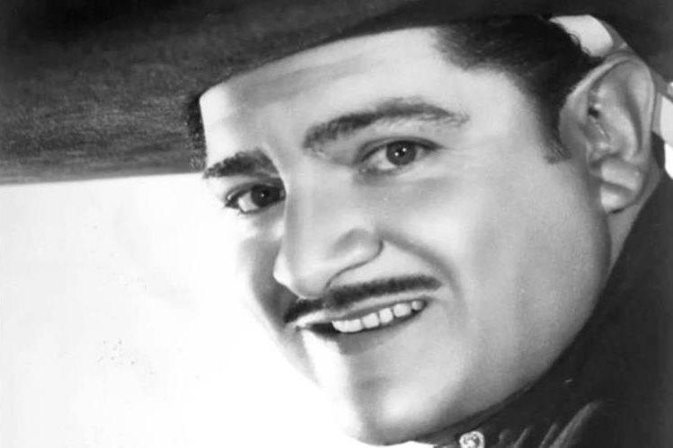 José Alfredo Jiménez es uno de los grandes de la música mexicana. (Foto Prensa Libre: Hemeroteca PL)