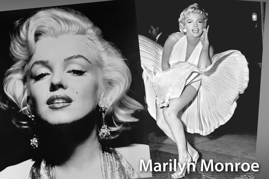 Fotografías famosas de la actríz. (Foto: Tomadas de Internet)