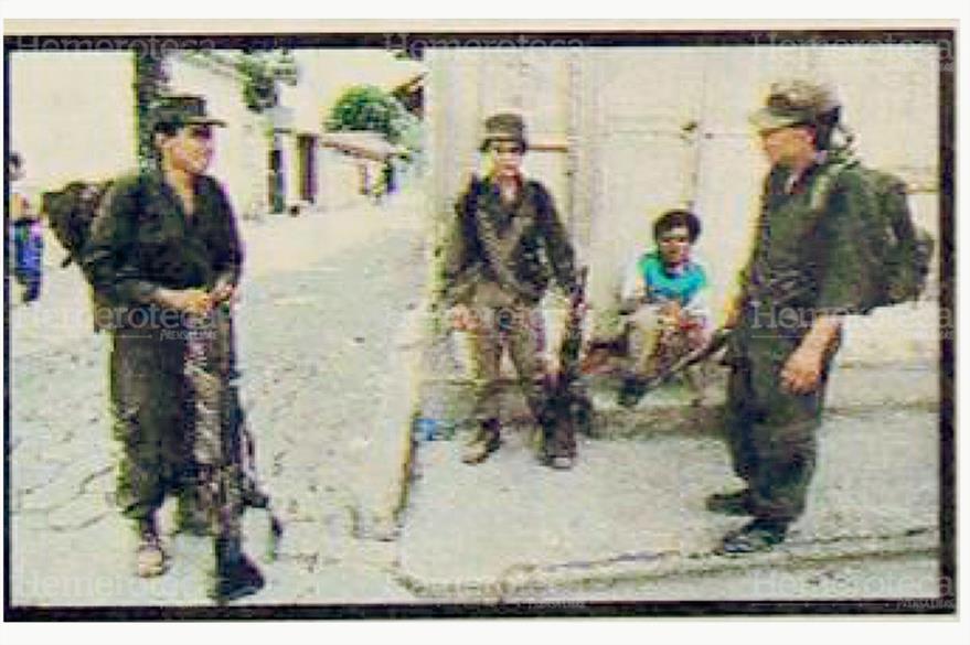 El FRG tenía más acceso a las PAC, porque se formaron con Ríos Montt. (Foto: Hemeroteca PL)