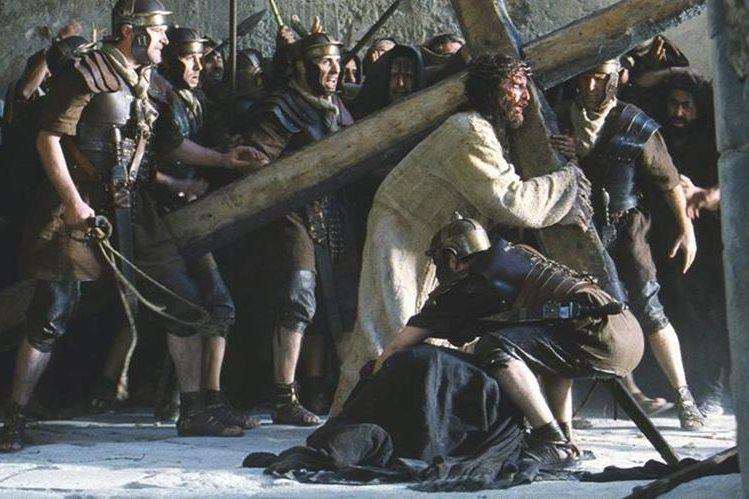 La Pasión de Cristo se estrenó en 2004 y fue un éxito en taquilla. (Foto: Hemeroteca PL).