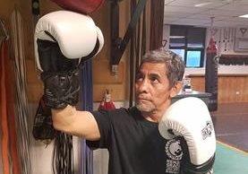 Carlos Mota Taracena fue un exponente del boxeo en Guatemala. (Foto Prensa Libre: Édgar Chután)