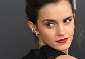 Emma Watson accionará legalmente contra la persona que filtró sus fotografías. (Foto Prensa Libre: BBC).
