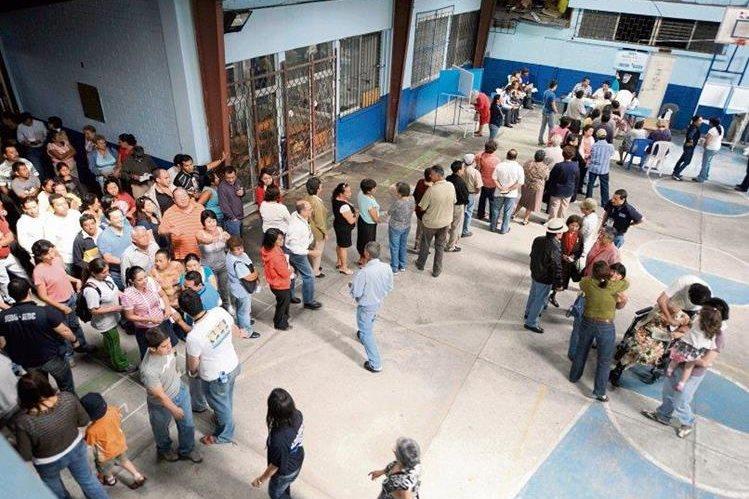 Guatemala votará el próximo domingo 6 de septiembre en la primera vuelta de las elecciones generales 2015.