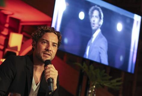 El cantante español David Bisbal  ofreció conferencia de prensa en Buenos Aires para promocionar su nuevo disco. (Foto Prensa Libre: EFE)
