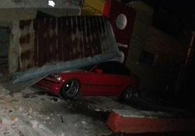 Un fuerte sismo de 6.8 grados sacudio el territorio nacional.
