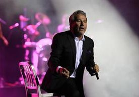 Concierto de Ricardo Montaner en Guatemala