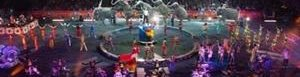 Elefantes del circo Ringling Bros.