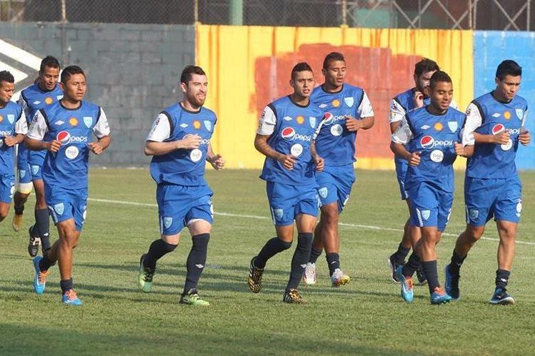 Los convocados se presentará el próximo lunes a las 14.30 horas en el Proyecto Goal. (Foto Prensa Libre: Hemeroteca PL)