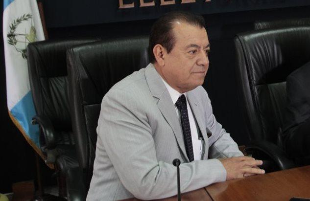 Mario Ismael Aguilar Elizardi,explicó algunos de los cambios que propondrán al Congreso. (Foto Prensa Libre: Hemeroteca PL)