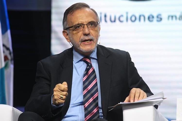 Iván Velásquez, jefe de la Comisión Internacional contra la Impunidad en Guatemala. (Foto Prensa Libre: Hemeroteca PL)