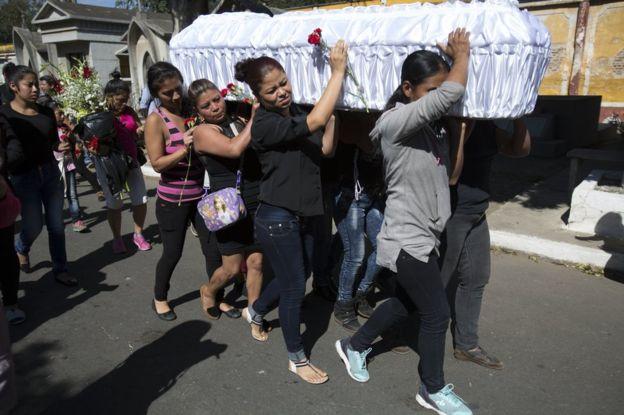 Hay quien dice que la del 8 de marzo en el Hogar Seguro Virgen de la Asunción de Guatemala era una tragedia anunciada.