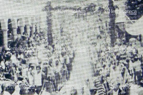Vista de la impresionante fiesta de Corpus de Patzún. (Foto Prensa Libre: Hemeroteca)
