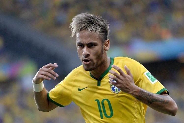 Neymar buscará aportar su magia con la selección brasileña en el camino a Rusia 2018. (Foto Prensa Libre: Hemeroteca PL)