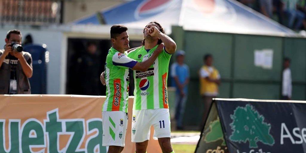 Clausura 2018 | Antigua GFC ratifica su liderato frente a Xelajú MC
