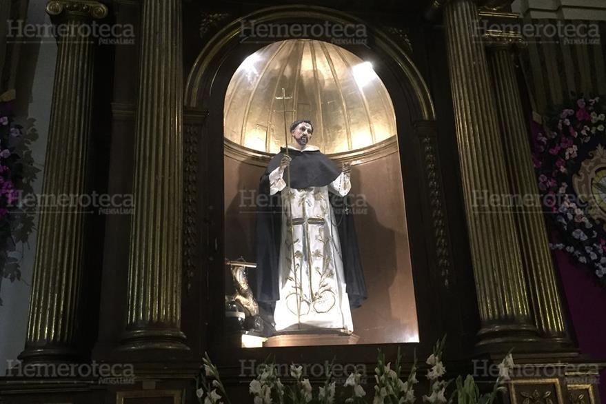 Santo Domingo de Guzmán es el fundador de orden de los dominicos. (Foto: Hemeroteca PL)