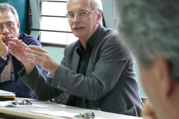 Werner Mackenbach, coautor de la publicación. (Foto Prensa Libre: Hemeroteca PL)