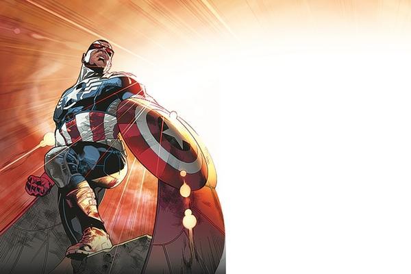 <p>El nuevo Capitán América será un afroamericano. (Foto Prensa Libre: Archivo)</p>