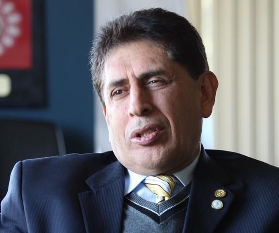 Brayan Jiménez, presidente de la Fedefutbol, está prófugo. (Foto Prensa Libre: Hemeroteca PL)