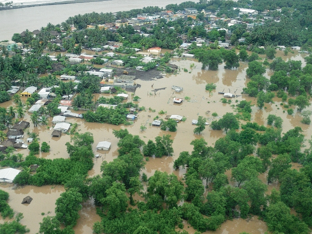 Las contingencias que puedan generar los desastres naturales a Guatemala representan un riesgo fiscal por el consumo de recursos, según autoridades.