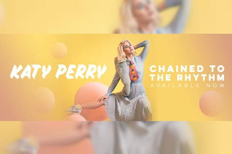 Katy Perry sorprende a sus seguidores y promociona nuevo material. (Foto Prensa Libre: Tomado de www.facebook.com/katyperry)
