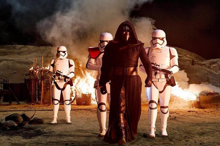 Star Wars sigue rompiendo taquilla. (Foto Prensa Libre: Hemeroteca PL)